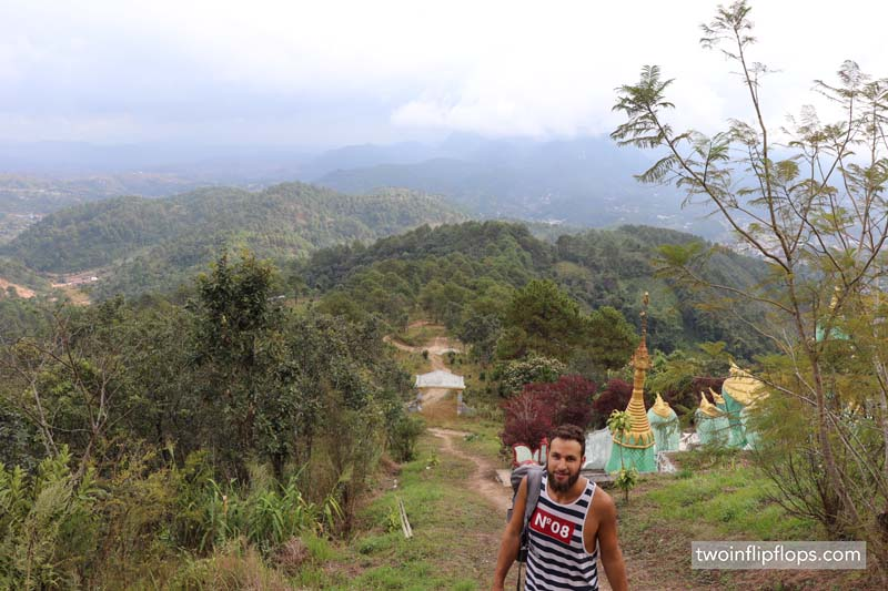Hiking in Kalaw – the chill mountain village