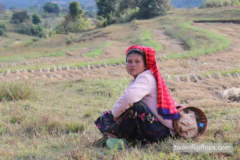 Kalaw to Inle Lake – hiking for 3 days