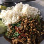 Spicy Chicken Koh Lanta