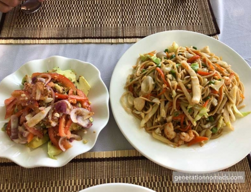 Our 4 favorite restaurants in Ngapali beach