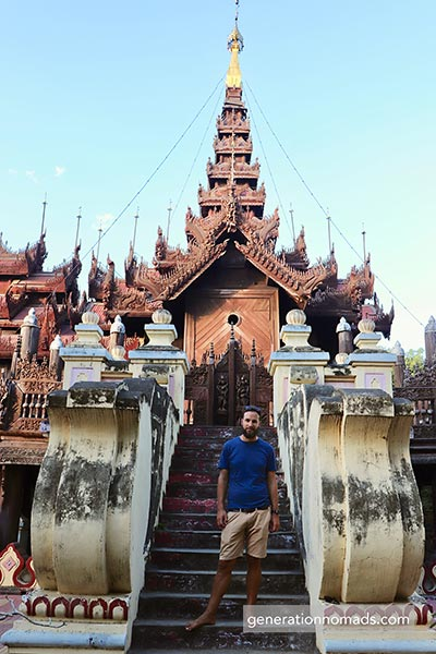 Mandalay Shwe In Bin Monetary Myanmar