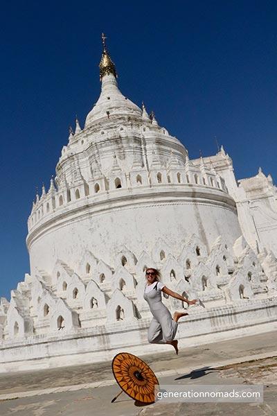 Mingun Paya Myanmar