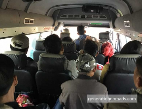 Getting from Bagan to Ngapali Beach