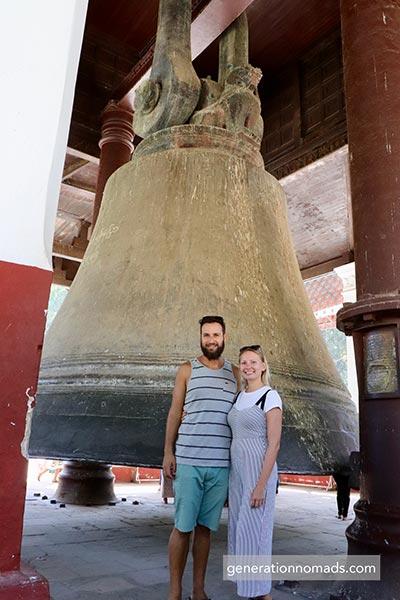 World Largest Bell Mingun Myanmar