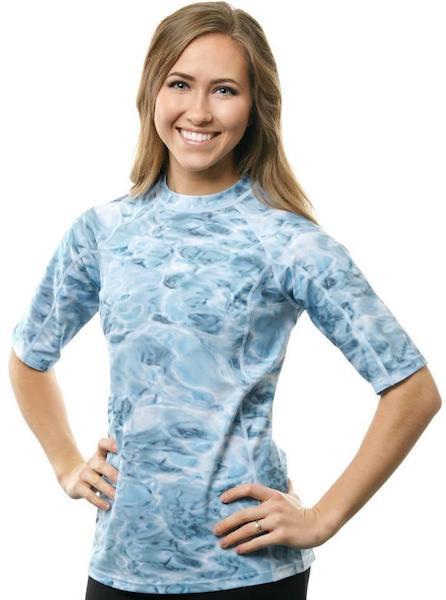 Aqua Design Rashguard Swim Shirts