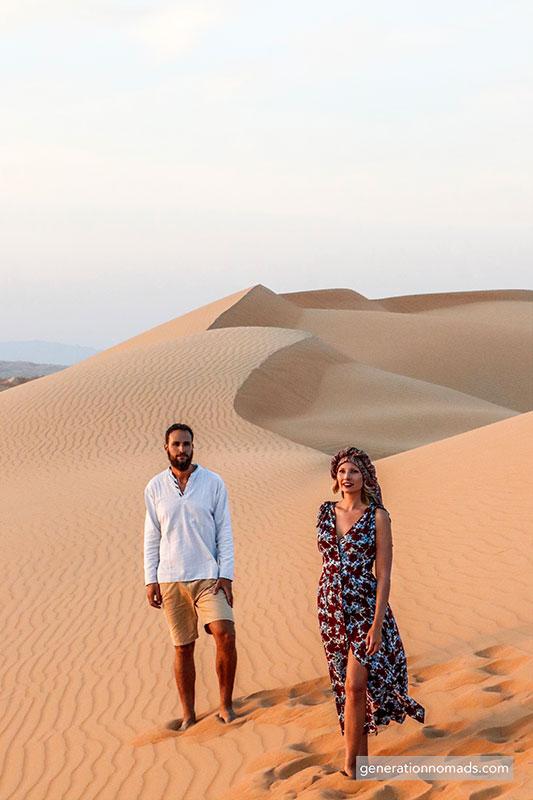 Oman Sharqiya Sand Dunes (aka Wahiba Sands)