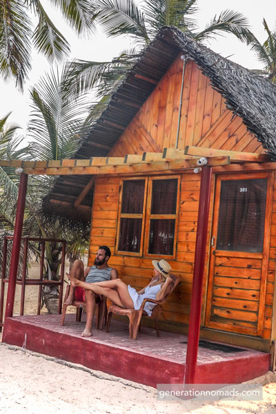 Trincomalee Nilaveli Beach Hut