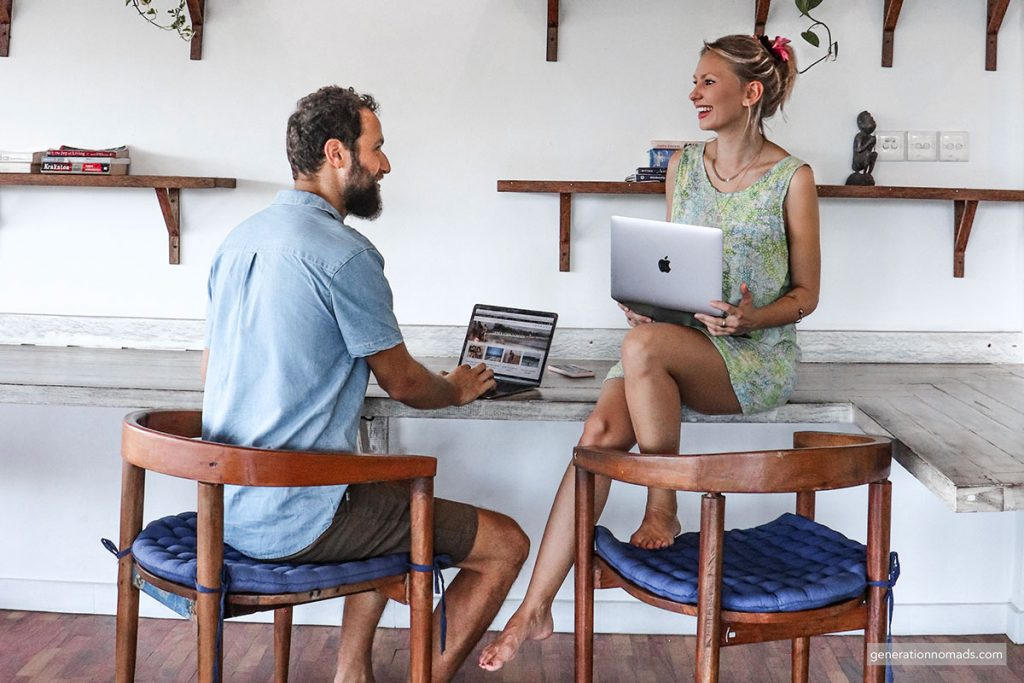 Outpost Coworking Space Bali Ubud