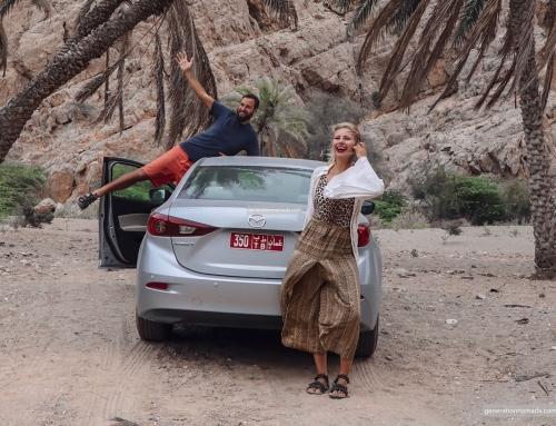 Oman Itinerary – 7 Days Road Trip