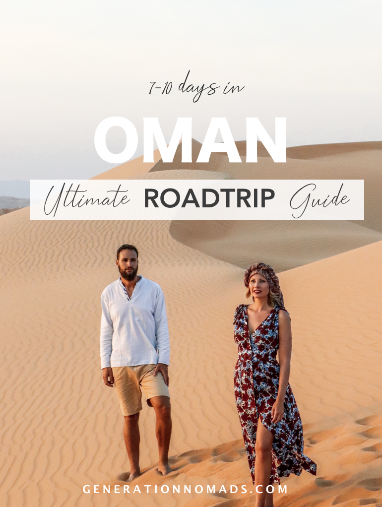 Oman Ultimate Roadtrip Guide
