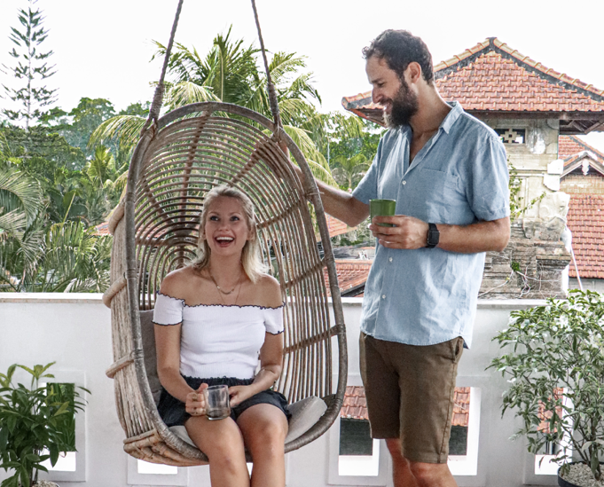 First Finimize Event in Bali – Digital Nomads Talk About Travel Finance