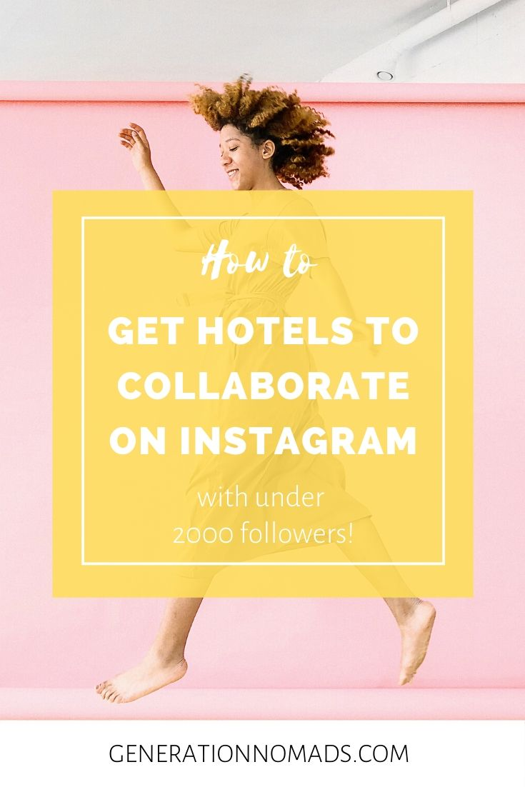 ou don't need to be an Instagram superstar to monetize your visual content. You don't even need thousands of followers! We tell you how we get hotels and brands to collaborate on our under 2000 followers travel Instagram account! Including an email template to make companies want to work with you! For small Instagram accounts, micro influencers, and travel influencers. Make money online, Blogging, Social media