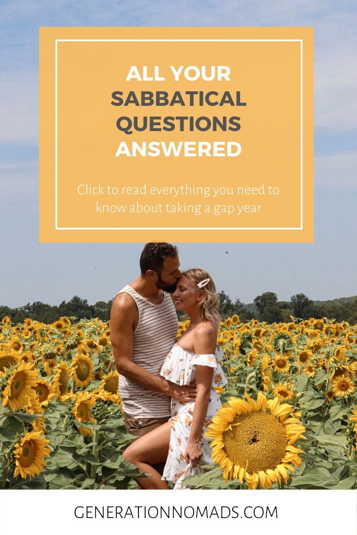 Need a break from your routine? Want to travel? Or just figure out your life? A sabbatical is great to de-stress and re-energize. But what exactly is a sabbatical? What types of career breaks are there? How do you take them and what should you remember? We summarised everything you need to know before taking a sabbatical in this ULTIMATE SABBATICAL GUIDE.