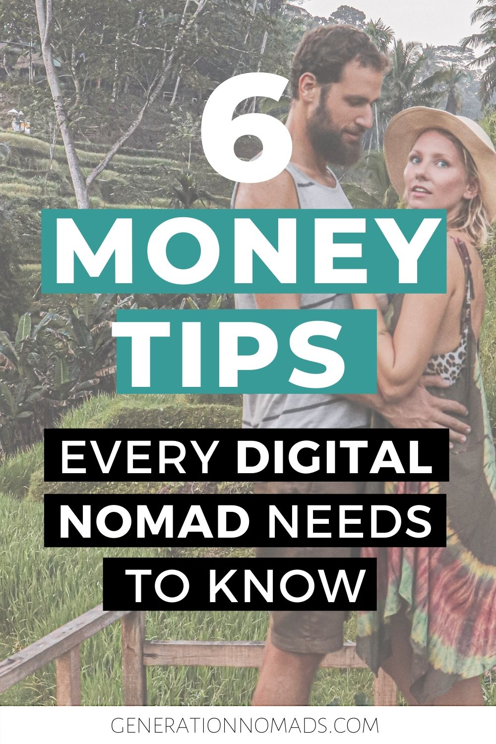 Do you want make traveling your lifestyle but worry about money? We feel you! Before we quit our jobs and decided to become digital nomads, we read up on all money saving tips we could find, learnt about passive income, and how to create a travel budget. If you wonder how to become a digital nomad and not go broke, click to read these 6 Money Tips for every digital nomad that we wish we knew 1 year ago!