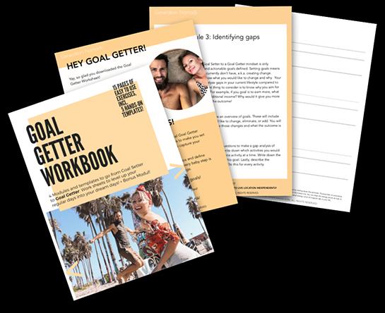 Goal Getter Workbook