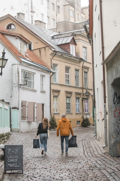 Cheapest Places To Live In - Tallinn