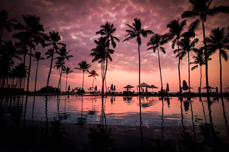 cheap romantic getaway for any wallet sunset