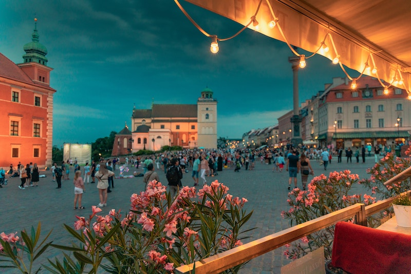 cheap romantic getaway for any wallet warsaw