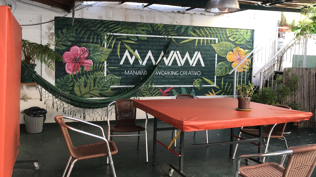 Manawa Coworking Buenos Aires