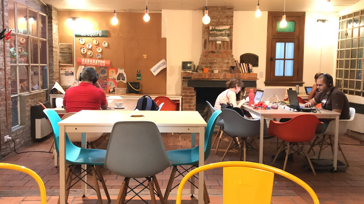 Origen Coworking Bar Buenos Aires
