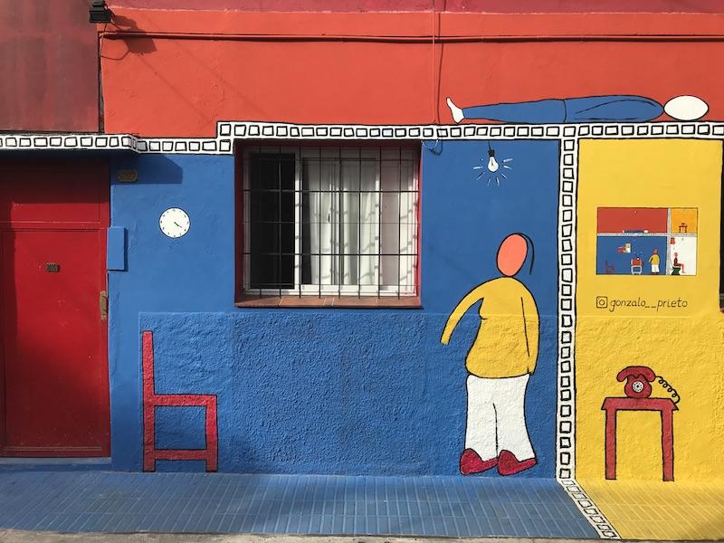 Palermo Soho Street Art